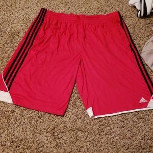 Mens 2XL Adidas shorts